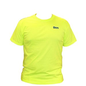 SAFETY GREEN T-SHIRT