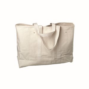 "TOTE BAG - 21"" HEAVY DUTY CANVAS"