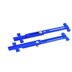 HEAVY DUTY SLIDING ADJUSTABLE LINE STRETCHERS