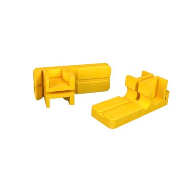 TENITE PLASTIC LINE BLOCKS