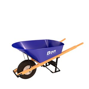 STEEL TRAY WHEEL BARROWS