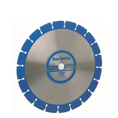 "DIAMOND BLADE - TYPE I - 14""x 5/16"" - 1"" ARBOR"