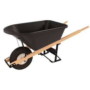 POLY TRAY WHEELBARROWS