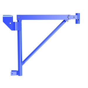 "SIDE BRACKET - ADJUSTABLE 20"" TO 30"""