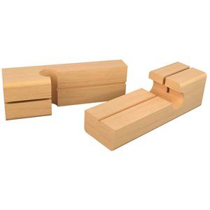 WOOD LINE BLOCKS