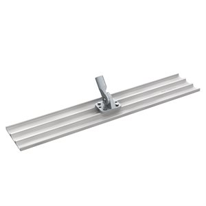 "BULL FLOAT - MAG 42"" x 8"" SQ END - THREADED BRACKET"