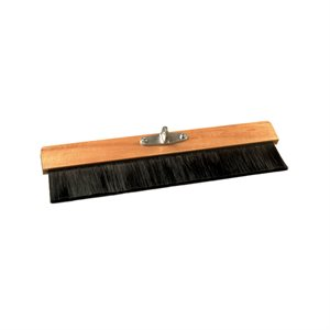 CONCRETE FINISH BRUSHES - WOOD BLOCK WITH SOFT POLY BRISTLES