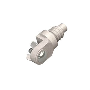 THREADED HANDLE ADAPTER - ALUMINUM