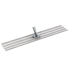 "BULL FLOAT - MAG 48"" x 8"" SQ END - THREADED BRACKET"
