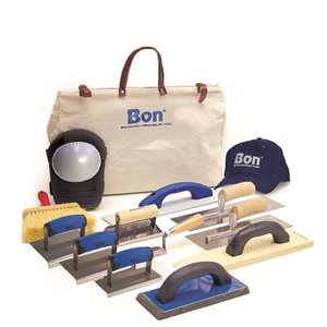 CONCRETE MASON TOOL KIT