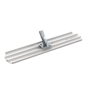 "BULL FLOAT - MAG 36"" x 8"" RND END - THREADED BRACKET"