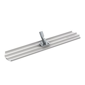 "BULL FLOAT - MAG 42"" x 8"" RND END - THREADED BRACKET"