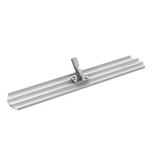 "BULL FLOAT - MAG 45"" x 8"" RND END - THREADED BRACKET"
