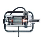 VIBRATOR MOTOR - 1.5 HP ELECTRIC