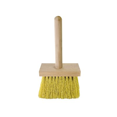 "STUCCO DASH BRUSH - 6"" x 3"""