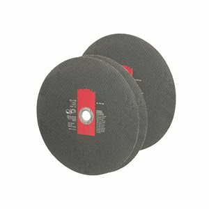 ABRASIVE BLADES FOR HAND HELD SAWS - METAL