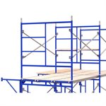 STEP TYPE SCAFFOLD END FRAME - 5' x 3'