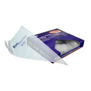 DISPOSABLE PLASTIC GROUT BAGS