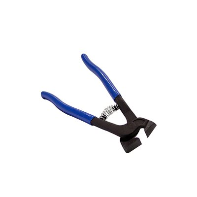 "CARBIDE TIPPED TILE NIPPERS - 5/8"" JAW"
