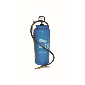 HAND AIR SPRAYER WITH STRAP - STEEL TANK - 3 GALLON