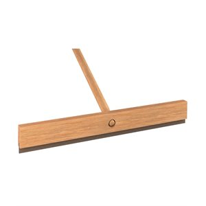 WOOD BLOCK SQUEEGEE - 24""