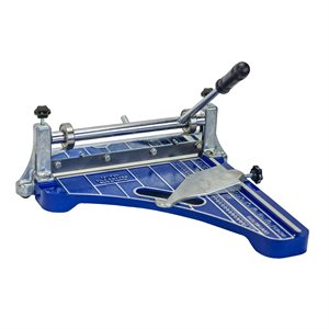 "12"" VCT FLOOR TILE CUTTER"