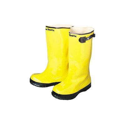 BOOTS - OVERSHOE - SIZE 10 (PAIR)