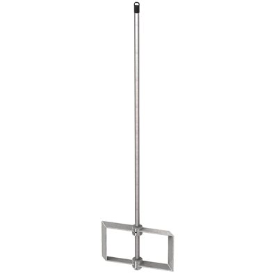 "CAST HEAD SWIFT MIXER - 30"" WITH 8½"" X 5"" PADDLE"