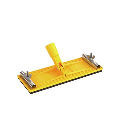 UNIVERSAL POLE SANDER HEAD - PLASTIC - FEMALE THREAD