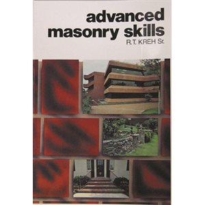 ADVANCED MASONRY SKILLS TEXTBOOK