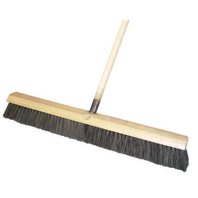 Floor Broom Horsehair 36 Quot With 5 Wood Handle