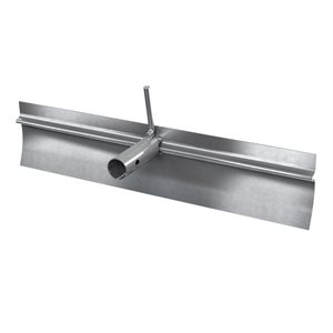 STAINLESS STEEL CONCRETE PLACERS