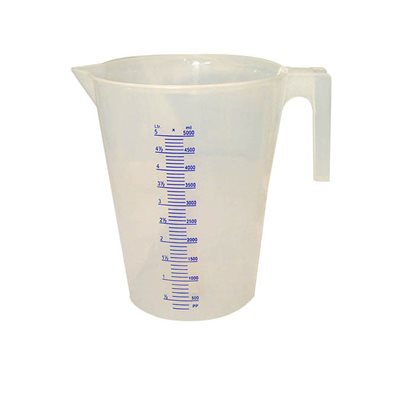 MEASURING PITCHER - 5 LITER