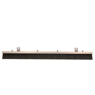 "DOUBLE TIME BRUSH - 36"" POLY COARSE BRISTLES WITH TABS"