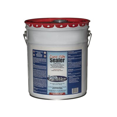 DURA FILM SEALER - LOW VOC - 5 GALLON