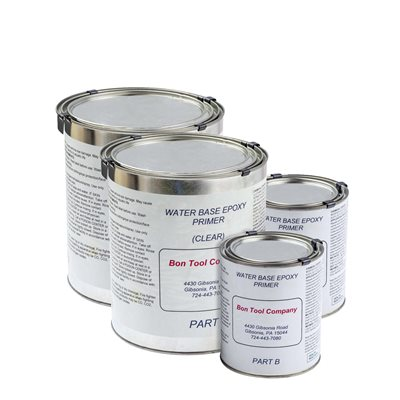 EPOXY FLOOR PRIMER KIT - CLEAR - 2 GALLON