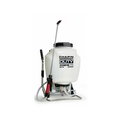 BACKPACK SPRAYER  - 4 GALLON