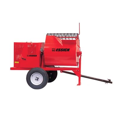 MORTAR MIXER - 7 CU FT 1.5 HP ELECTRIC 115/230V