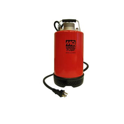 "SUBMERSIBLE ELECTRIC PUMP - 87 GPM 2"" DISCHARGE"