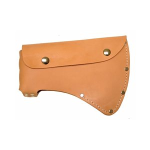 AXE SHEATH - SINGLE BIT LEATHER