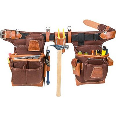 FAT LIP™ TOOL BELT SET - CAFE - RIGHT HAND