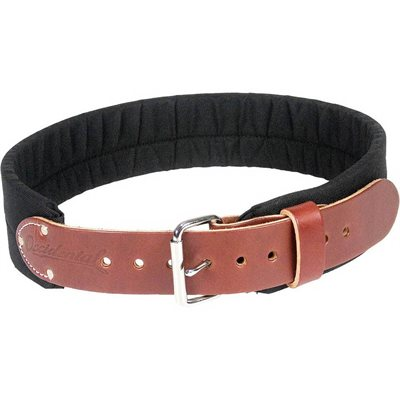 "3"" LEATHER & NYLON TOOL BELT - SMALL"