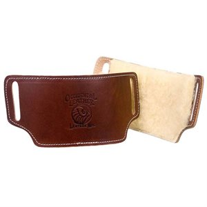 "SHEEPSKIN HIP PAD - 10"" x 6"""