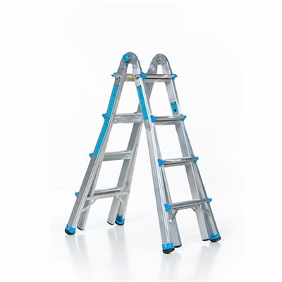 MULTI PURPOSE LADDER - 4' TO 15'