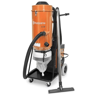 DUST EXTRACTOR - S36 - 120V