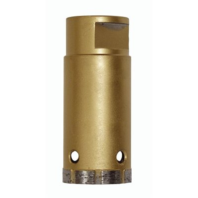 TURBO GOLD THIN-WALL CORE BIT - 1""