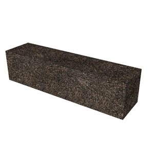 "RUB BRICK - 8"" x 2"" x 2"" - 20 GRIT"