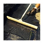 "BLACKTOP BRUSH WITH STAMPED BRACKET - 30"" TAMPICO FIBER"