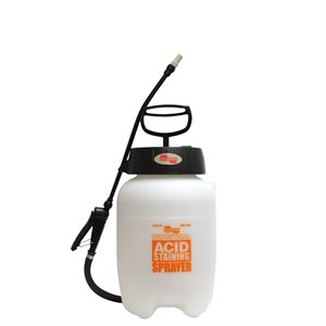 ACID STAIN SPRAYERS