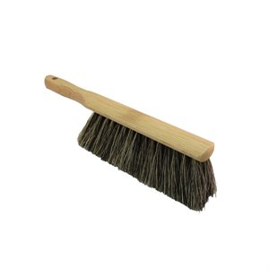 COUNTER BRUSH - POLY WITH WOOD HANDLE